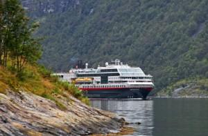 Круиз по Норвегии Берген