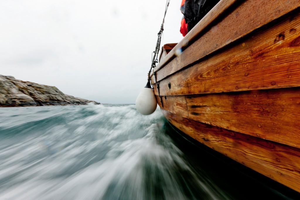 fishing in Sweden or Norway