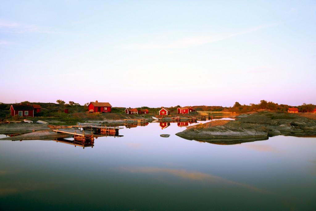 Fishing Sweden
