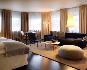 Nobis Hotel Panorama Suite