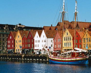 Bergen excursions общая