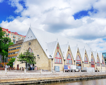 Goteborg excursions city tour