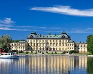 Швеция Castle tour
