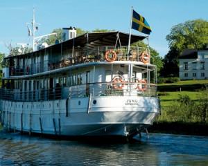 Швеция Gota canal