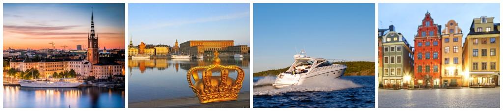 Stockholm Summer Collage 2
